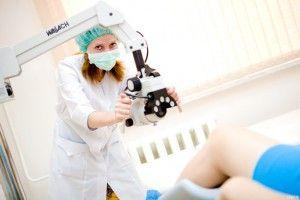 лечение эрозии радиоволнами