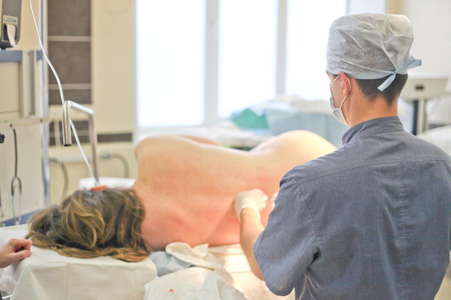 эпидуральная анестезия при естественных родах