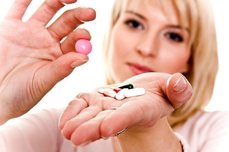 Лечение эрозии шейки матки таблетками